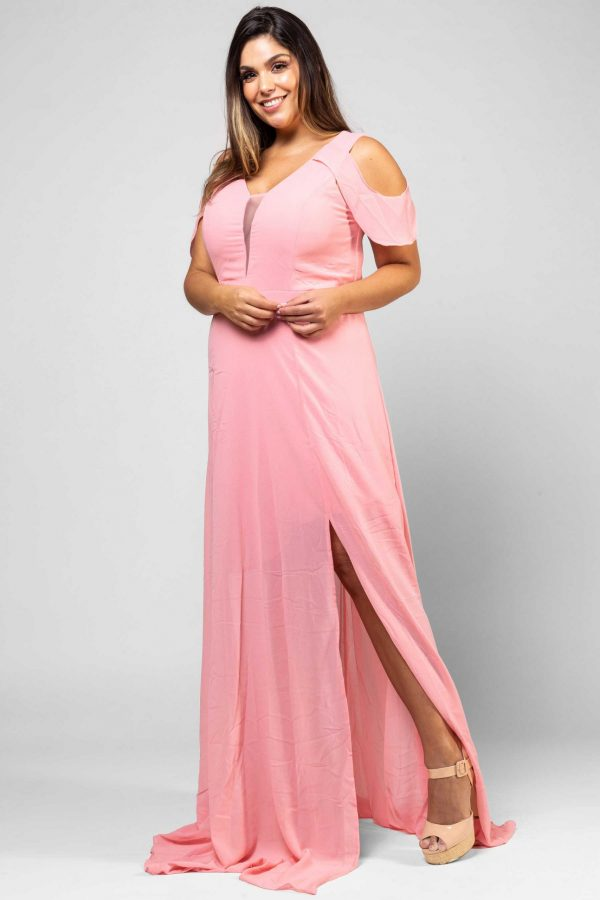 VESTIDO FESTA LISO ROSE PS_PD304_19020rse-f2